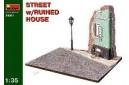 1/35 Street w/ ruin house