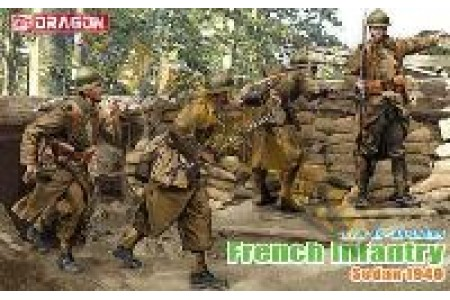 1/35 French infantry Sedan 1940