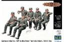 1/35 German infantry vehicle riders