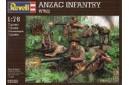1/72 (1/76) Anzac infantry WWII