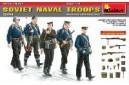 1/35 Soviet naval troops