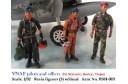 1/32 VNAF pilots and officer