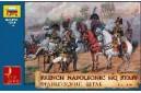 1/72 French Napoleonic HQ staff
