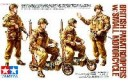 1/35 British paratroopers w/ small motorcycle