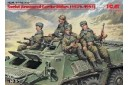 1/35 Soviet armoured carrier riders