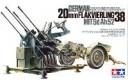 1/35 German 20mm Flakvierling 38