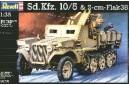 1/35 Sdkfz 10/5 with Flak-38