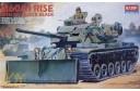 1/35 M-60A1 Rise w/ M-9 dozer blade