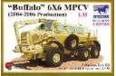 1/35 Buffalo 6X6 MPCV