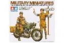 1/35 British M20 BSA w/ military policeman