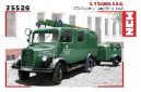 1/35 L-1500S LLG German light fire truck