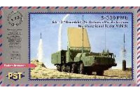 1/72 S-300 PMU multifunctional radar vehicle