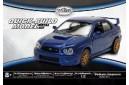 1/32 Subaru Impreza WRX Blue (PREPAINTED)