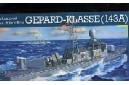 1/144 Fast attack boat Gepard Klasse