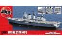 1/350 British HMS Illustrious
