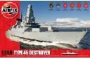 1/350 Royal Navy Type 45 Destroyer
