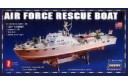 1/72 Airforce rescue boat with crew