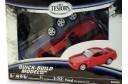 1/32 Ford Mustang GT red (PREPAINTED)