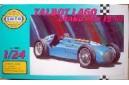 1/24 Talbot Lago grand prix 1949