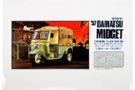1/32 (1/35) DAIHATSU MIDGET 1957