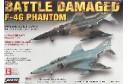 1/72 F-4 Phantom Battle Damaged