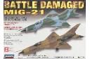1/72 MiG-21 Fishbed Battle Damaged