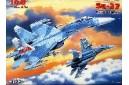 1/72 Su-27 Russian fighter