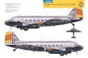 1/48 C-47A French the voice decal