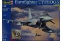 1/32 Euro fighter EF-2000 w/ engine