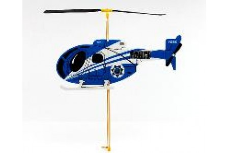 Police helicopter (flying toy)