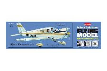 1/16 Piper Cherokee 140 (flying model kit)