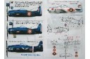 1/72 F-8F Bearcat International decal