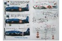 1/72 F-8F Bearcat International decal