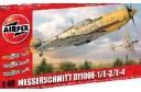 1/48 Mersserschmitt Bf-109E-1/3/4