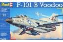 1/72 F-101B Voodoo