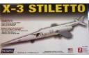 1/48 Douglas X-3 Stiletto