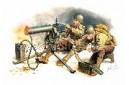 1/35 US Machine Gun Team