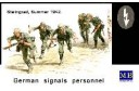 1/35 German signals personnel