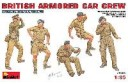 1/35 British armored car crew