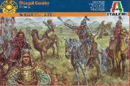 1/72 Mongol Cavalry