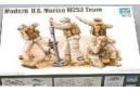 1/35 Modern US Marine M-252 Team