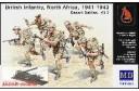 1/35 British infantry North Africa