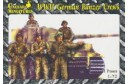 1/72 WWII German panzer crew
