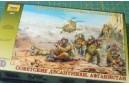 1/35 Soviet paratroopers Afghanistan
