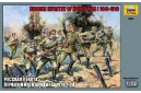 1/72 Russian infantry WWI