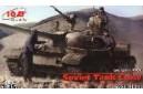 1/35 Soviet tank crew 1979-1988