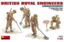 1/35 British royal engineers