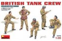 1/35 British tank crew