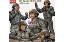1/35 IDF Tank crew set
