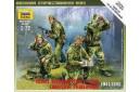 1/72 Soviet reconnaissance team